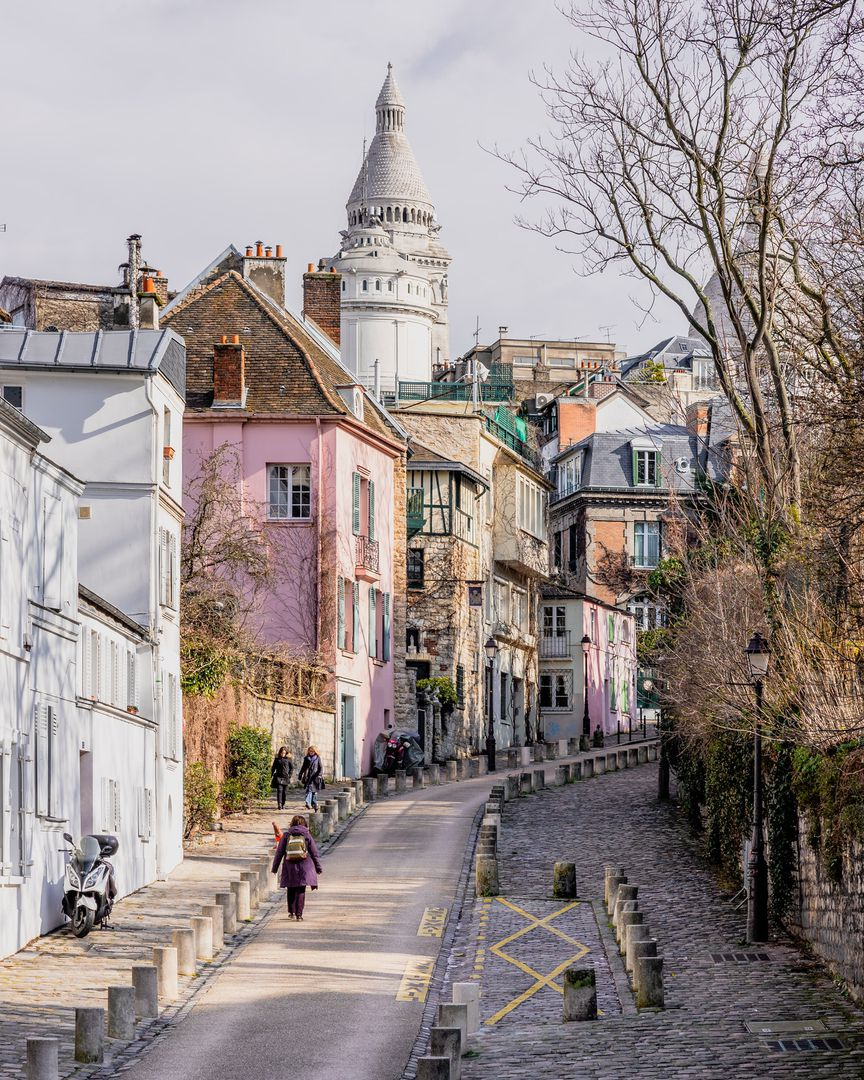Bohemian Montmartre: The Most Magnificent Quarter Of Paris